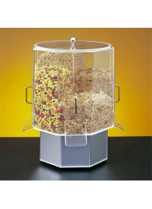 DISPENSER CEREALES ROTATIVO...