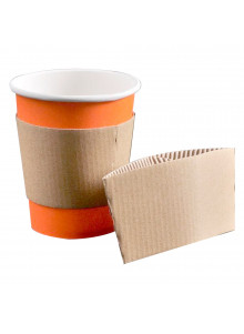 Isulating sleeves for cups