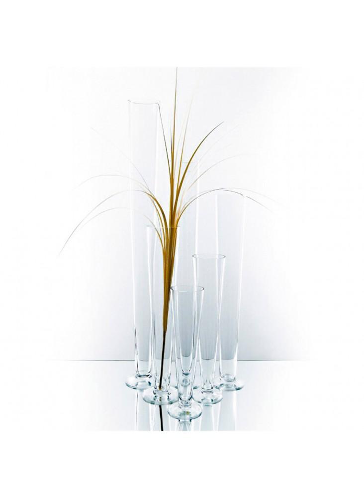 Horecazon Decoración Gigante Copa ø 11x58 Cm Transparente Cristal Todo Para La Hostelería