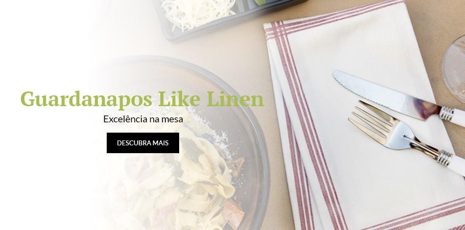 Guardanapos Linen | Excelência na mesa